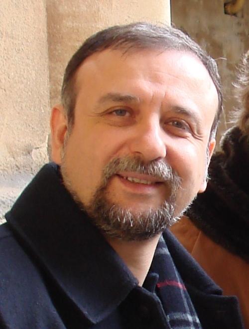 Revd. Nadim Nassar