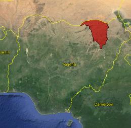 Yobe state, Nigeria