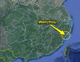 Wenzhou, Zhejiang Province, China