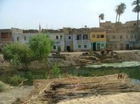 Village in Upper Egypt