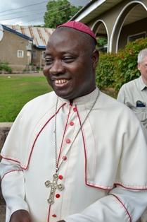 Mgr. Ignatius Kaigama, Archbishop of Jos, Nigeria