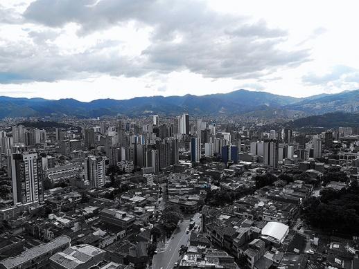Medellín, Colombia.