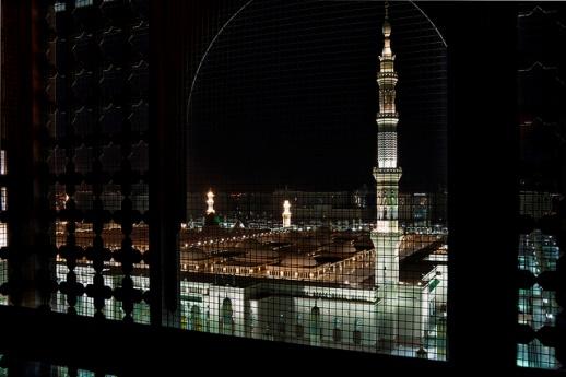 Medina in Saudi Arabia is the heartland of the Islamic faith, attracting millions of pilgrims every year.