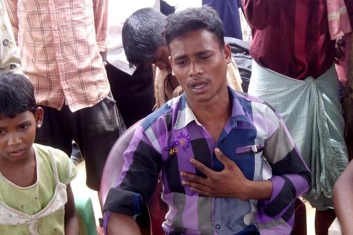 Rahul Nayak, 25, the eldest son of Dhubaleswar and Bhubudi Nayak, a Christian couple shot dead in Odisha in July.