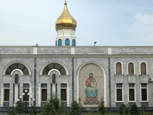Open Doors estimates there are around 210,000 Christians in Uzbekistan.