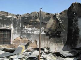 Boko Haram kills dozens of boys in school raid