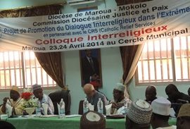 Christian and Muslim clerics pledge to tackle insecurity in N. Cameroon