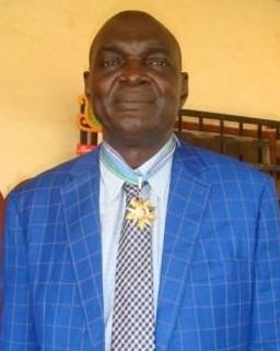 Professor Nupanga Weanzana.