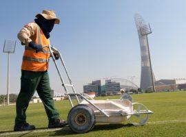 The Christian migrants building Qatar's football stadiums