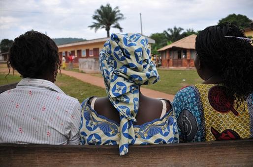 Seleka forces use rape as a weapon of war against Christian women.