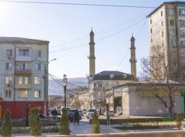 Dagestan mosque