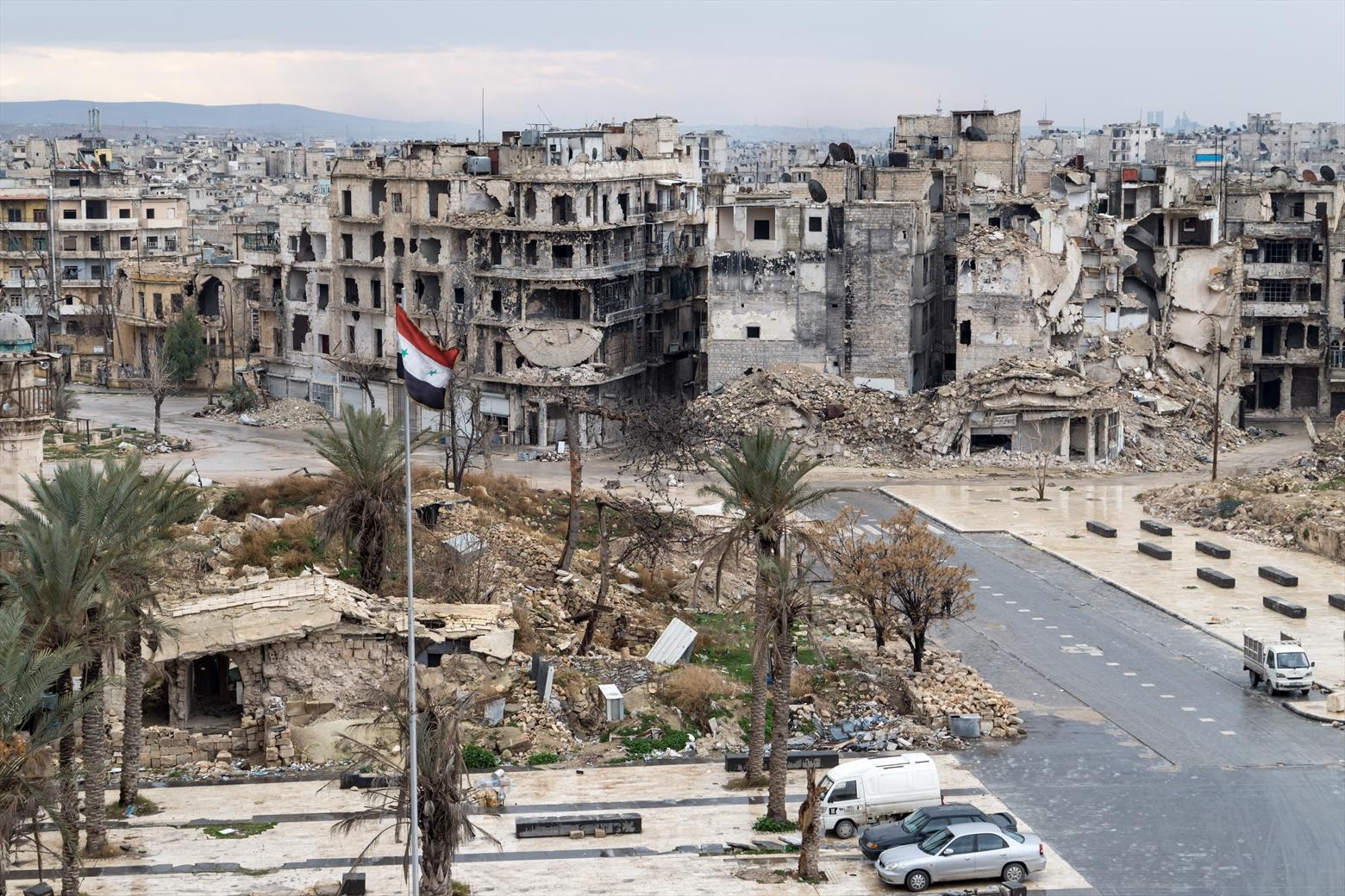 Rebuilding after the seven-year civil war is beginning (Open Doors International)