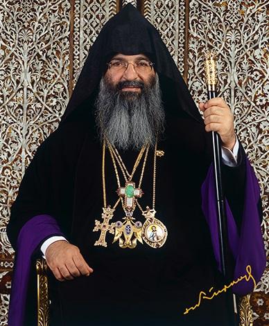 Patriarch Mesrob II Mutafyan was diagnosed with dementia and Alzheimer's disease and officially retired in October 2016 (Turkiye Ermenileri Patrikligi)