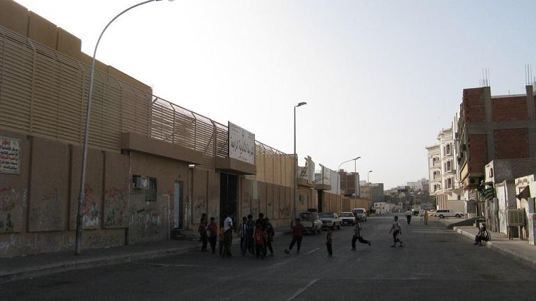 A school complex in Medina, Saudi Arabia. (Photo by Ikhlasul Amal via Flickr; CC 2.0)