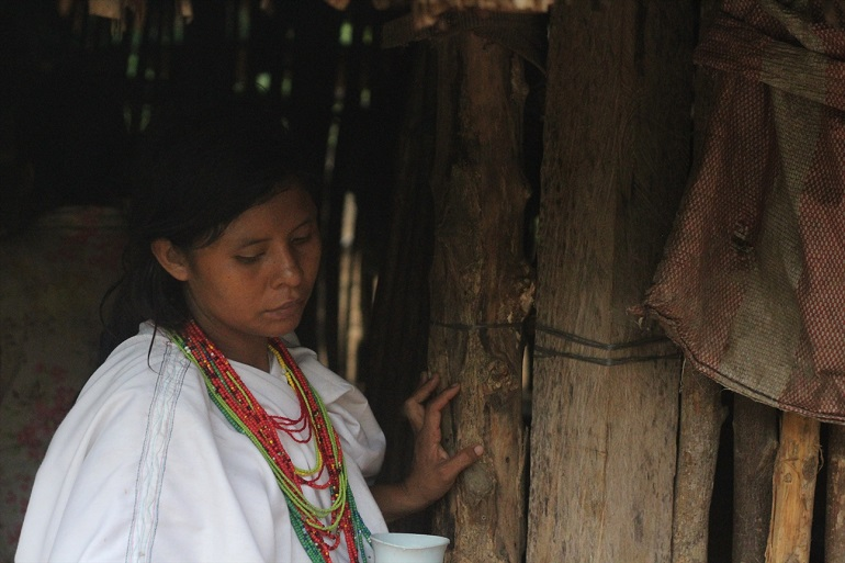 In the Arhuaca culture girls as young as 14 are forced to marry men who maintain their indigenous beliefs, to make the girls forget about their Christian religion. (Photo: World Watch Monitor