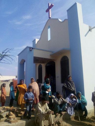 Pakistan Gospel Assemblies Church (World Watch Monitor)